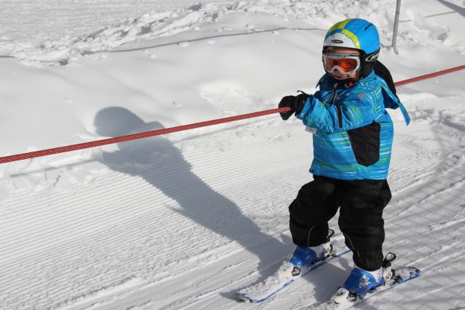 Skifahren mit kindern rund um münchen around about munich